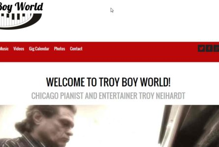 The Brothers Of Invention are proud to announce the launch of TroyBoyWorld.com, home of multi-instrumentalist Troy Neihardt. Troy can be heard all over the Chicago metro area on piano, accordion, harmonica, vocals and much more.
