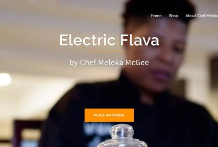 The Brothers Of Invention are proud to announce the launch of the official website for Chef Meleka's signature spice, Electric Flava. http://electricflavaspice.com/