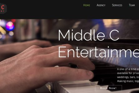 The Brothers of Invention are proud to announce the launch of http://middlecentertainment.com/ Middle C Entertainment – A one-of-a-kind entertainment agency available for private parties, corporate events, weddings, bars, restaurants and more! Making music, together, for every occasion!