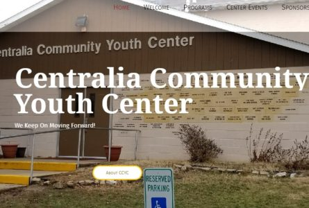 http://centraliayouthcenter.com/ The Centralia Community Youth Center's mission is to help our community's youth from falling into the traps of today's society: crime, drugs, and gang activity.